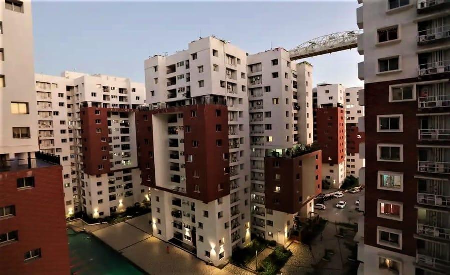 SPR Osian Chlorophyll Apartments Porur Chennai West
