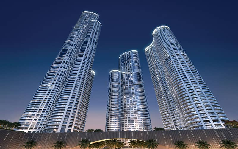 The World Towers Apartments Worli South Mumbai