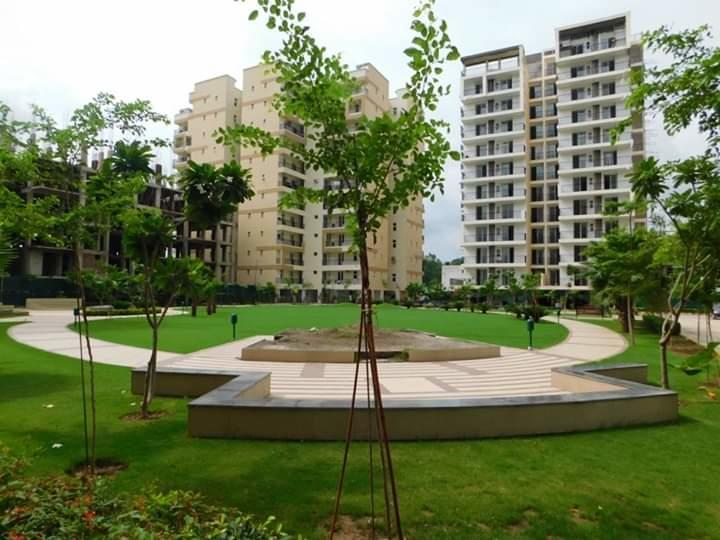Highland Park Apartments Zirakpur Chandigarh