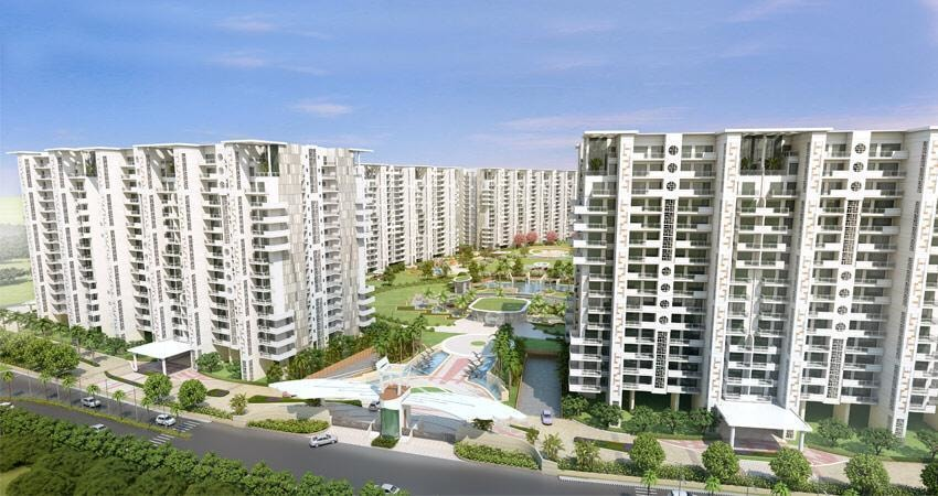 JLPL Falcon View Apartments Sector-66A Mohali Chandigarh