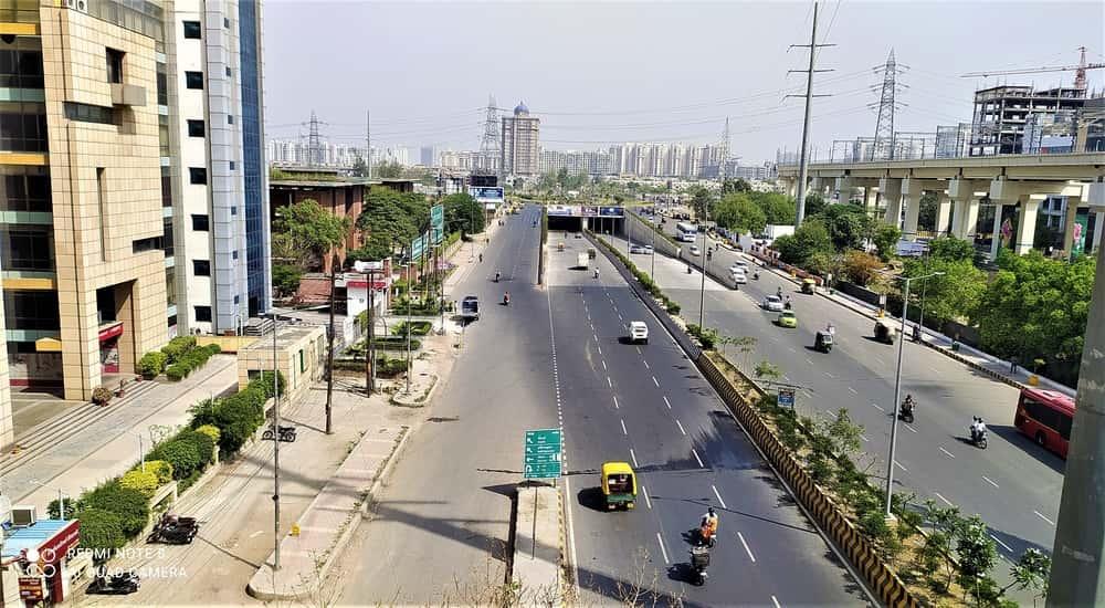 Noida Sector 62 Indirapuram NH9
