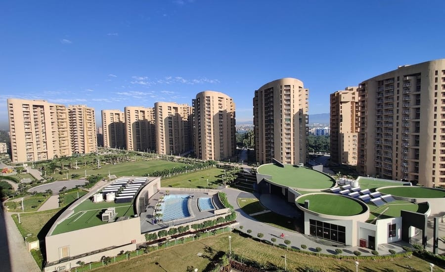 Suncity Parikrama Apartments Sector-20 Panchkula Chandigarh