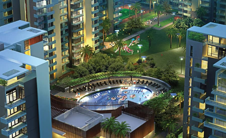Sushma Grande Apartments Zirakpur Chandigarh