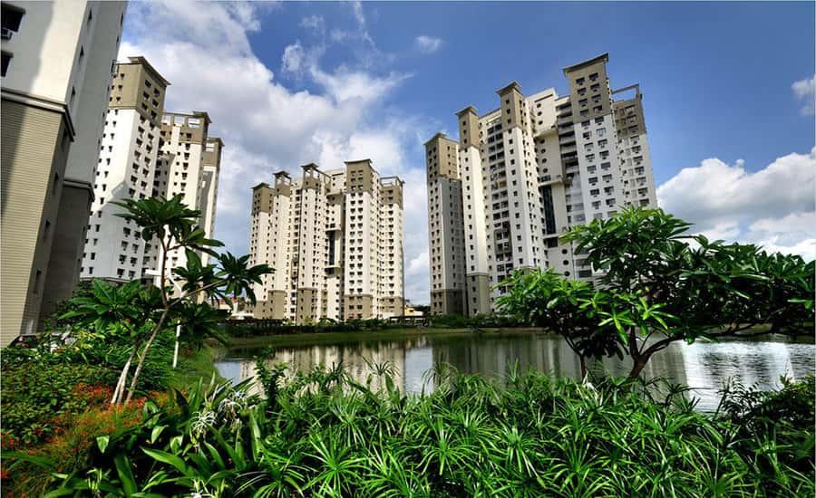 Diamond City South Apartments Tollygunge Kolkata South