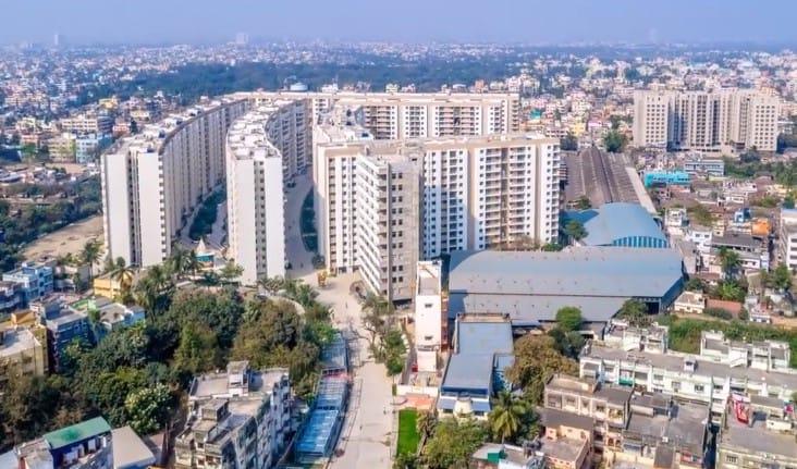 Emami City Apartments Jessore Road Kolkata North