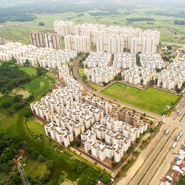 Shapoorji Shukhobristhi Apartments New Town Kolkata East