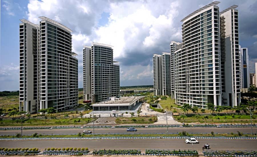 Shrachi Rosedale Garden Apartments New Town Kolkata East