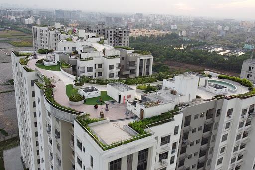 Siddha Galaxia Apartments Rajarhat Kolkata