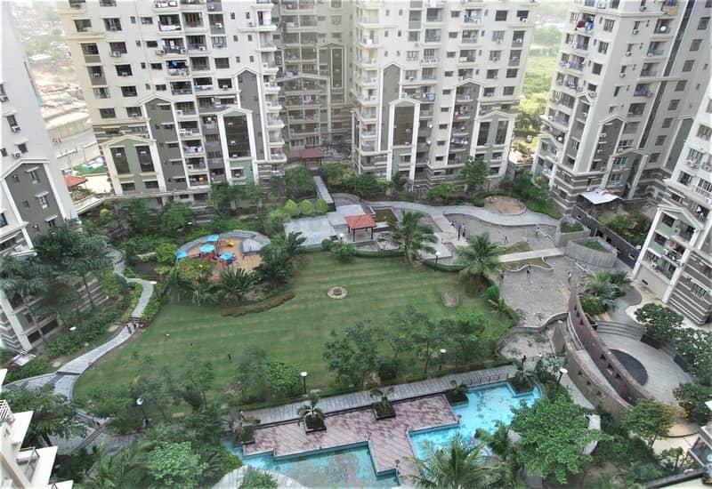 Silver Spring Apartments EM Bypass Kolkata East