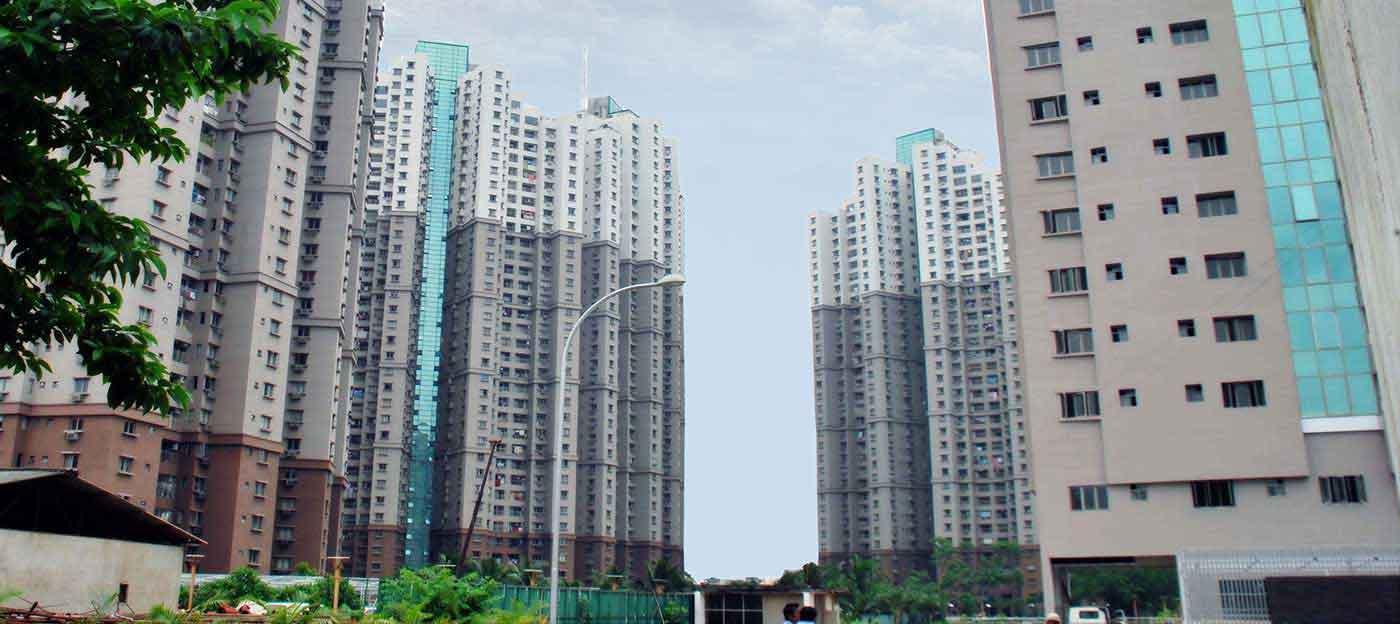 South City Apartments Prince Anwar Shah Road Kolkata South