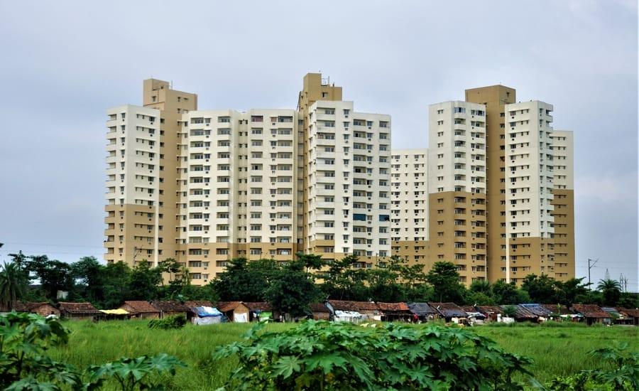 Unitech The Gateway Apartments Santragachi Kolkata West